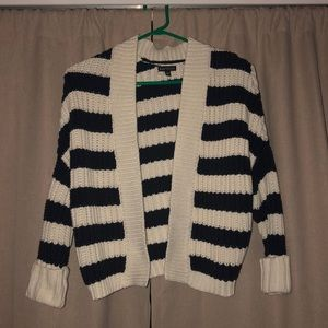 Express thick knit cardigan